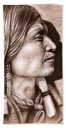 Apache Chief Bath Towel