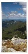 Appalachian Trail View Bath Towel