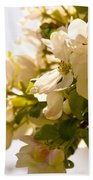Apple Blossoms 9 Bath Towel