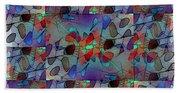 Arboretum Colorful Hand Towel