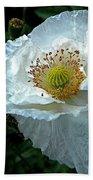 Arctic Poppy Bath Towel