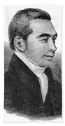 Arnold Buffum (1782-1859) Bath Towel