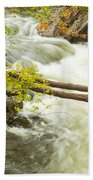 As The River Flows Bath Towel
