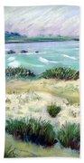 Asilomar Beach Bath Towel