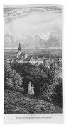 Austria: Baaden, 1822 Bath Towel
