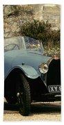 Auto: Bugatti Type, 1925 Bath Towel