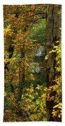 Autumn Gold  Bath Towel