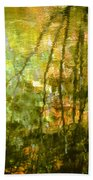 Autumn Reflections New Hampshire Bath Towel