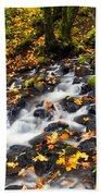 Autumn's Staircase Bath Towel