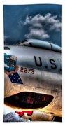 B-47 Stratojet Bath Towel