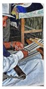 Backstrap Loom - Ecuador Hand Towel