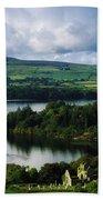 Ballindoon Abbey, Lough Arrow, Co Bath Towel