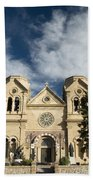 Basilica Of St Francis Bath Towel