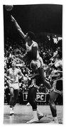 Basketball Game, 1966 Hand Towel