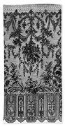 Bayeux Lace, C1800 Bath Towel
