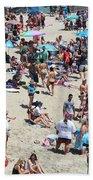 Beach People Bath Towel