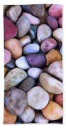 Beach Rocks 2 Bath Towel