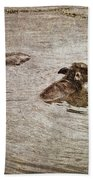 Beast Of Burden Bath Towel