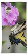 Beautiful Butterfly Bath Towel