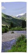 Beautiful Vail - Colorado Bath Towel