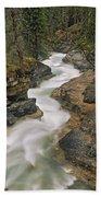 Beauty Creek, Banff National Park Bath Towel
