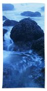 Beauty In The Ebb And Flow Bath Towel