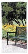 Benches  Hand Towel