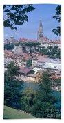 Berne, Switzerland Bath Towel