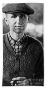 Bertolt Brecht (1898-1956) Bath Towel