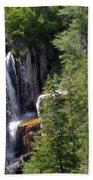 Big Horn National Forest Bath Towel