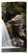 Bingham Falls Stowe Vermont Bath Towel