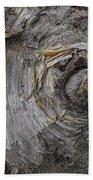 Birch Tree Bark No.0859 Bath Towel