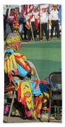 Blackfeet Pow Wow 02 Bath Towel