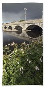 Blackwater River In Munster Region Bath Towel
