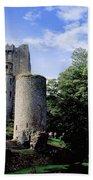 Blarney Castle, County Cork, Ireland Bath Towel