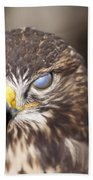 Blind Buzzard Bath Towel
