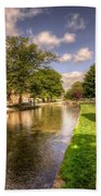 Bourton On The Water Hand Towel