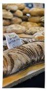 Bread Market Bath Towel