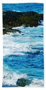 Brenton Point State Park Newport Ri Bath Towel