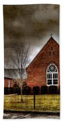 Brick Church Bath Towel