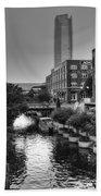 Bricktown Canal II Bath Towel