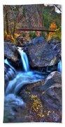 Bridge To The Seasons Bath Towel