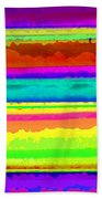 Bright Stripe Bath Towel