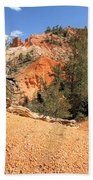 Bryce Canyon Canyon Bath Towel