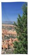 Bryce Canyon Panoramic Bath Towel