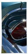 Buick Electra Tail Light Assembly Bath Towel