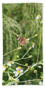 Butterfly 6 Bath Towel
