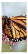 Butterfly Beauty - Monarch IIi Bath Towel