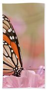 Butterfly Garden Iv Bath Towel