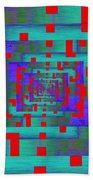 Byte Byway Hand Towel